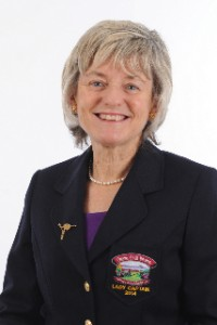 Lady Captain Deirdre