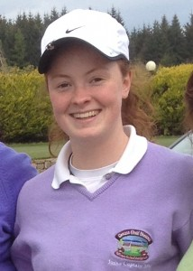 Ciara Lyanah Junior Captain 2014