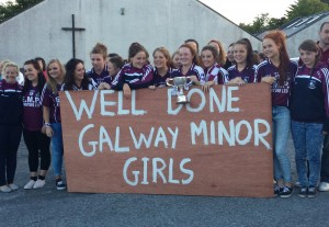 Galway Minor Girls