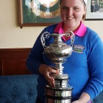 Caoime Slemon Winner of Connacht Ladies Junior Championships